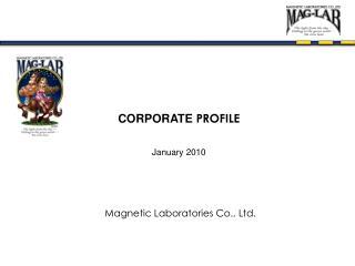 Magnetic Laboratories Co., Ltd.