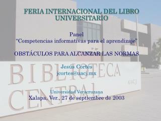 FERIA INTERNACIONAL DEL LIBRO UNIVERSITARIO