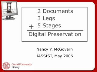 2 Documents  3 Legs  5 Stages