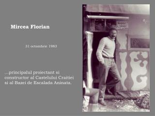 Mircea Florian