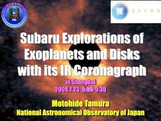Subaru Explorations of  Exoplanets and Disks  with its IR Coronagraph