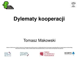 Tomasz Makowski