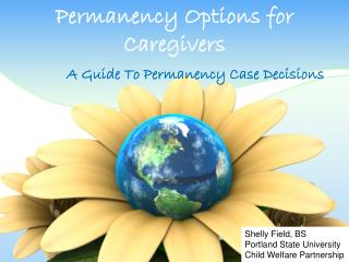 Permanency Options for Caregivers