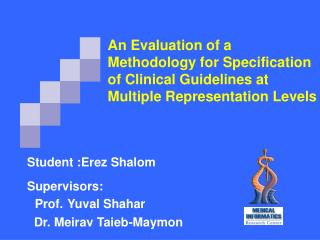 Student :Erez Shalom