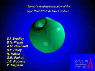 Thermal Boundary Resistance of the Superfluid 3He A-B Phase Interface