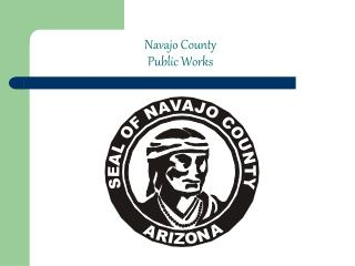 Navajo County  Public Works