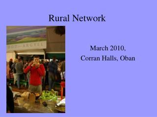 Rural Network