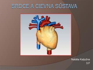 Srdce a cievna sústava