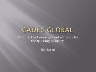 Cadec Global