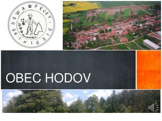 OBEC HODOV