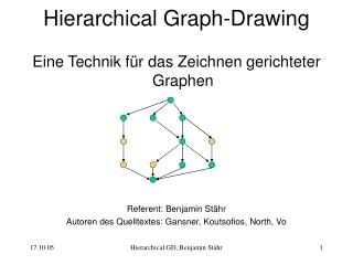 Hierarchical Graph-Drawing