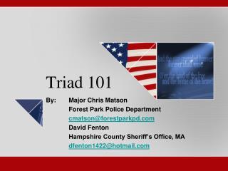 Triad 101