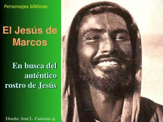 El Jesús de Marcos