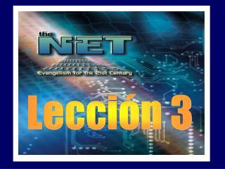 Lecci�n 3