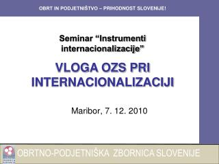 Maribor, 7. 12. 2010