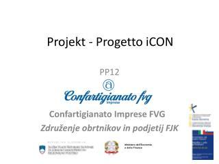 Projekt - Progetto  iCON