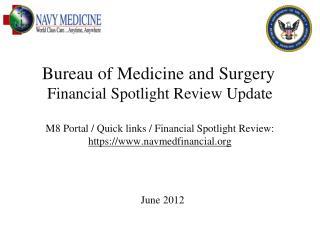 Bureau of Medicine and Surgery