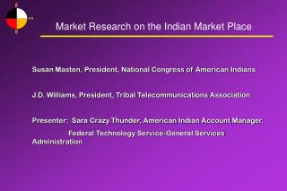 Market Research on the Indian Market Place