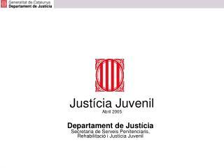Departament de Justícia