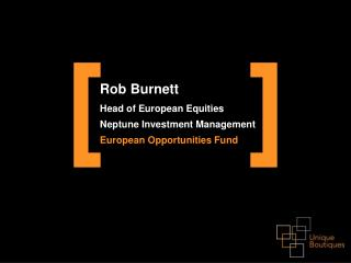 Rob Burnett