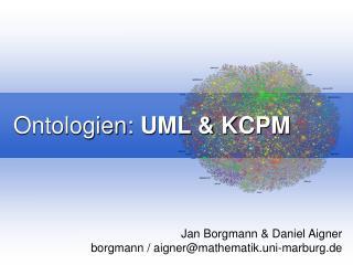 Ontologien:  UML & KCPM