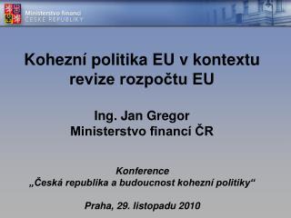 Revize rozpočtu EU