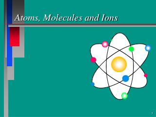 Atoms and molecules 9th grade