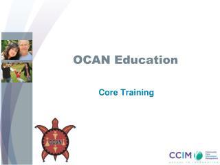OCAN Education