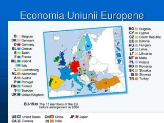 Economia Uniunii Europene