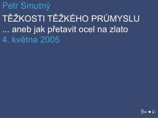Petr Smutný