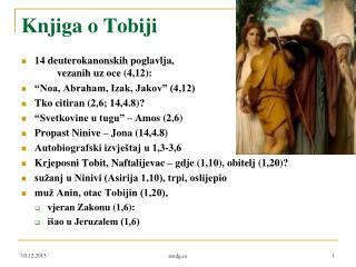Knjiga o Tobiji