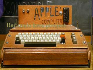 Računalo kroz povijest