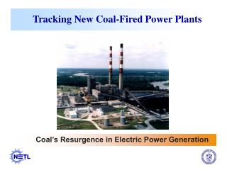 Tracking New Coal-Fired Power Plants