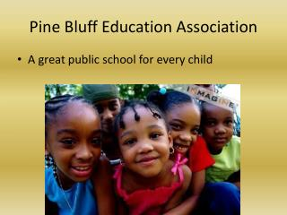 Pine Bluff Education Association