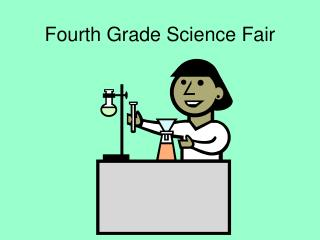 Fourth Grade Science Fair