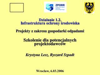 Wrocław, 6.03.2006