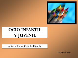 OCIO INFANTIL Y JUVENIL
