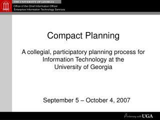 September 5 – October 4, 2007