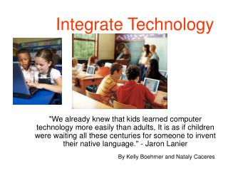 Integrate Technology