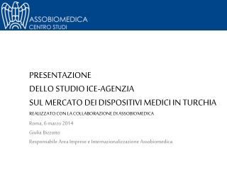 Roma, 6 marzo 2014 Giulia  Bizzotto