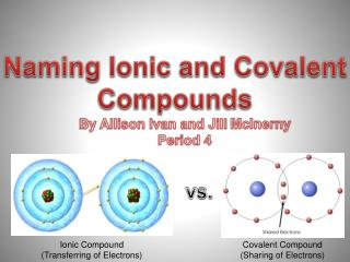 Naming Ionic and Covalent Compounds