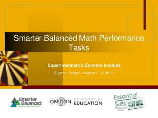 Smarter Balanced Math Performance Tasks