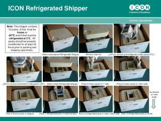 ICON Refrigerated Shipper