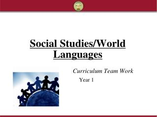 Social Studies/World Languages