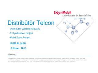Distribütör Telcon