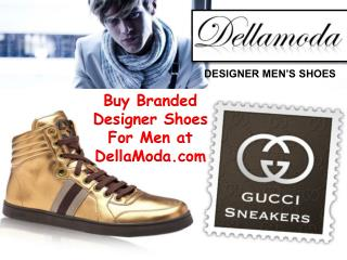 Branded Designer Shoes For Men at DellaModa