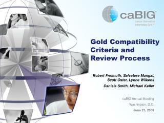 Gold Compatibility Criteria and Review Process