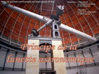 RédacteursC.Dibarboure Lycée Raymond Naves  31 000 Toulouse J.Mourlhou