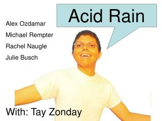With: Tay Zonday