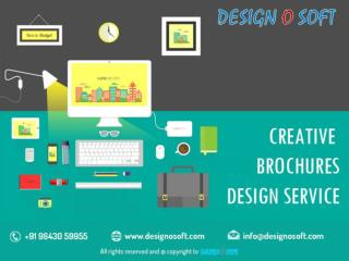 Brochure Design Services in Coimbatore